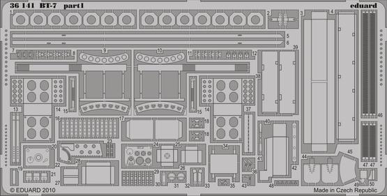 BT-7 1/35  - 1