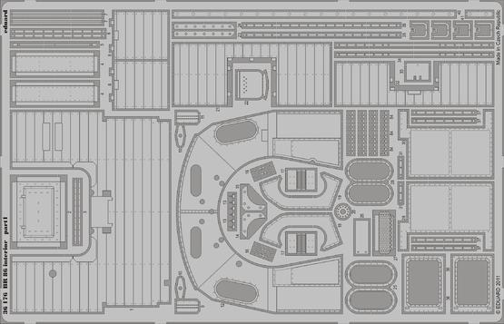 BR 86 interior 1/35  - 1