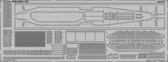 BTR-50PK APC 1/35