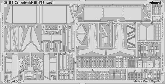 Centurion Mk.III 1/35  - 1