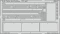 Panther Ausf. G schürzen 1/35 - 1/2