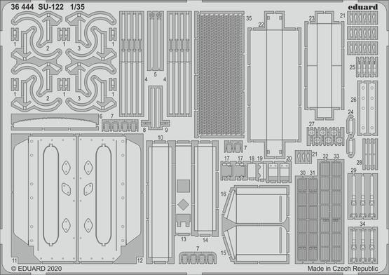 SU-122 1/35