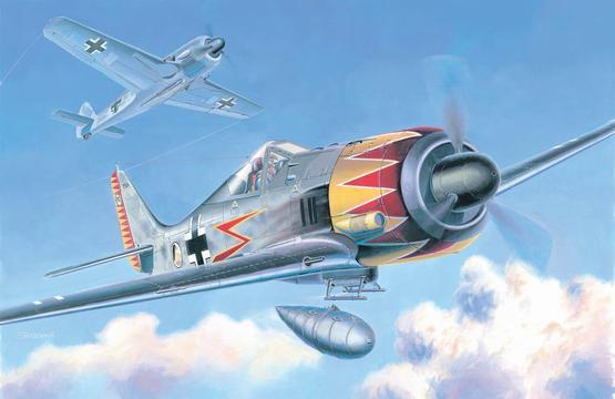 Fw 190A-5 1/144