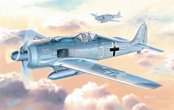 Fw 190F-8 1/144