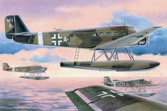 Junkers Ju 52/3m Floatplane 1/144