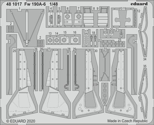 Fw 190A-6 1/48