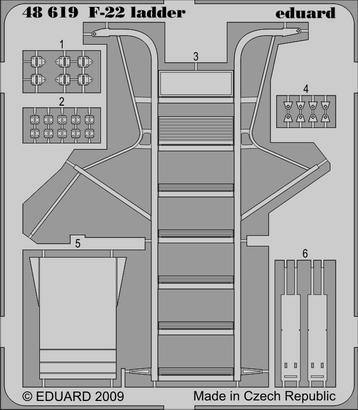 F-22 ladder 1/48