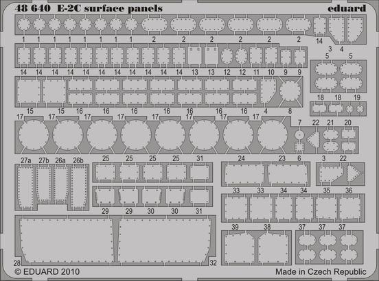 E-2C surface panels 1/48