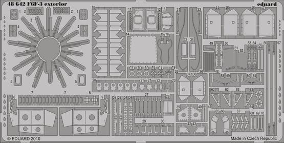 F6F-3 exterior 1/48