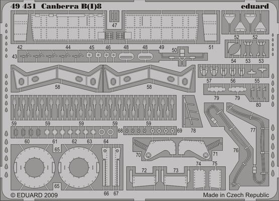 Canberra B(I)8 S.A. 1/48