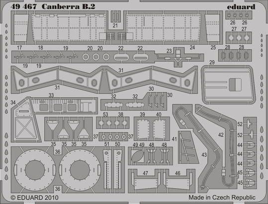 Canberra B2 S.A. 1/48