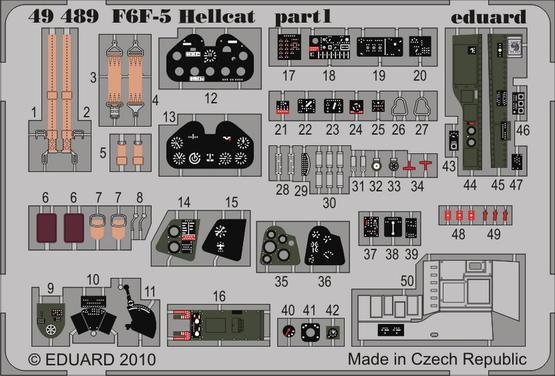 F6F-5 1/48  - 1