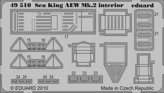 Sea King AEW Mk.2 S.A. 1/48