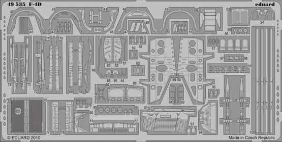F-4D S.A. 1/48