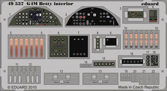 G4M Betty interior S.A. 1/48