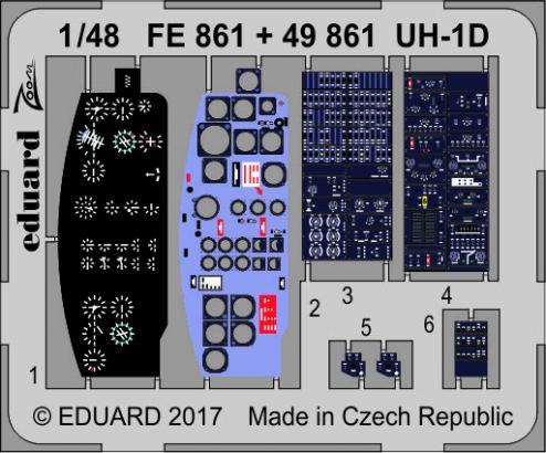 UH-1D 1/48  - 1