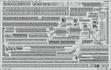 USS CV-10 Yorktown safety nets & railings 1/350 - 1/2