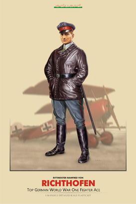 Manfred von Richthofen 1/16
