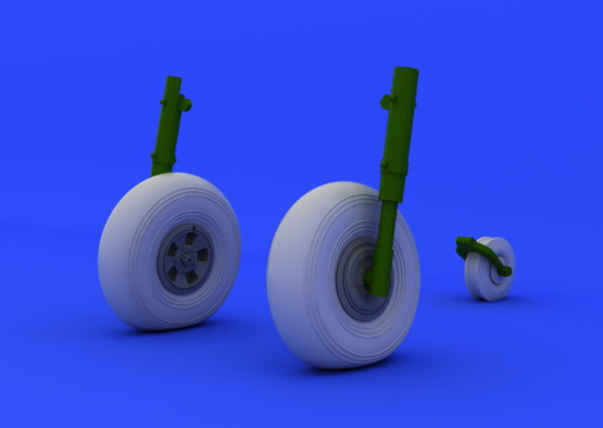 Typhoon wheels  1/24 1/24  - 1