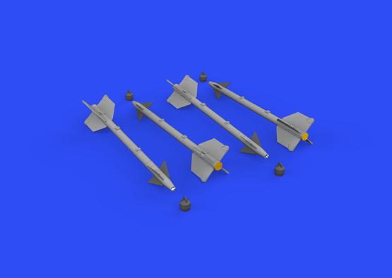 AIM-9D Sidewinder 1/32  - 1