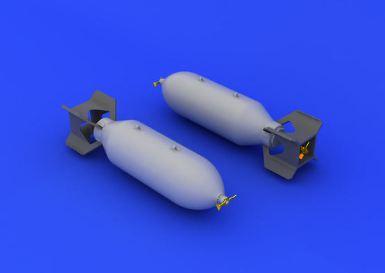 US 500lb bombs 1/32  - 1