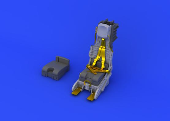 F-104 C2 катапультируемое кресло 1/32  - 1