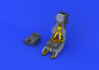 F-104 C2 ejection seat  1/32 1/32 - 1/5
