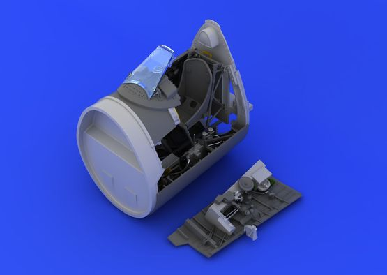 F4U-1A cockpit  1/32 1/32  - 1