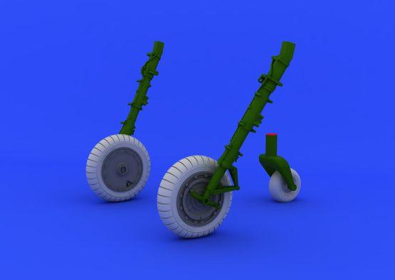 Fw 190F-8 wheels  1/32 1/32  - 1