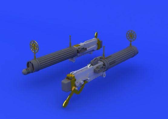 Vickers Mk.I kulomet 1.sv.v. 1/32  - 1