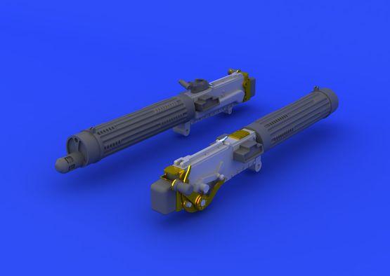 Vickers Colt Mk.I kulomet 1.sv.v. 1/32  - 1