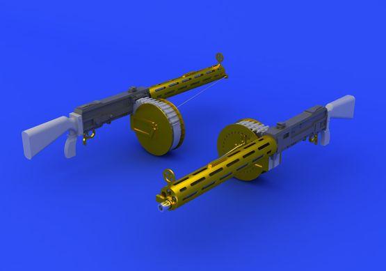MG 14 Parabellum WWI gun 1/32  - 1