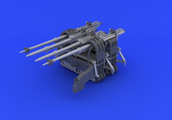 Mosquito FB Mk.VI gun bay  1/32 1/32  - 1