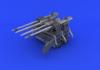 Mosquito FB Mk.VI gun bay  1/32 1/32 - 1/6
