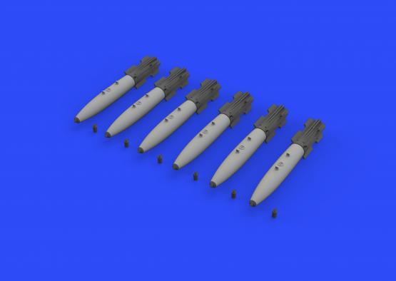 Mk.82 bomb w/ Mk.15 Snakeye Fins 1/32  - 1