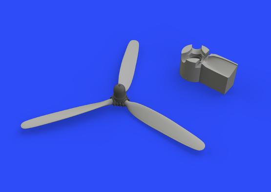 F4U-1 propeller 1/32  - 1