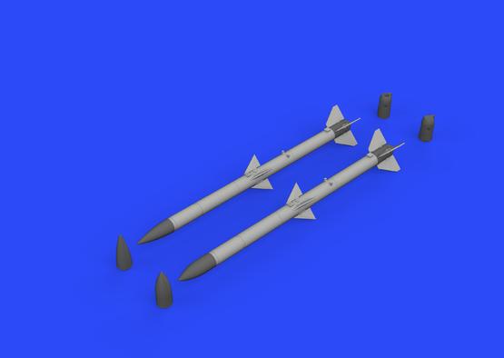 AIM-120A/B AMRAAM 1/32  - 1
