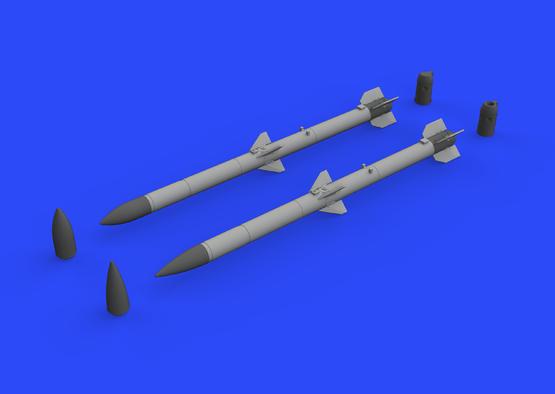 AIM-120C AMRAAM 1/32  - 1