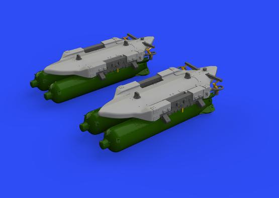 BRU-57A rack 1/32  - 1