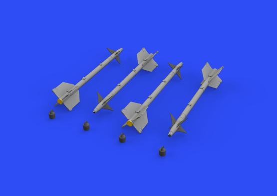 AIM-9M/L Sidewinder 1/32  - 1