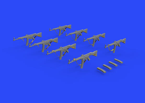 StG 44 assault rifle 1/35