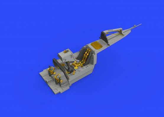 Fw 190A-4 kokpit 1/48  - 1