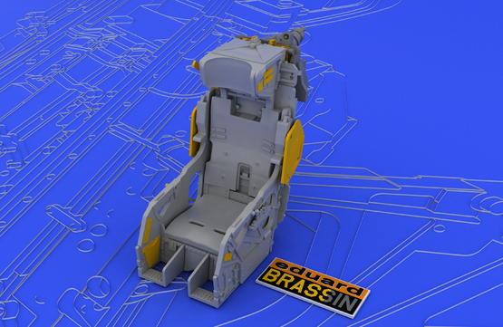 Su-7 seat 1/48  - 1