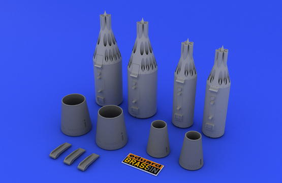 Raketnice UB-16 a UB-32 1/48  - 1