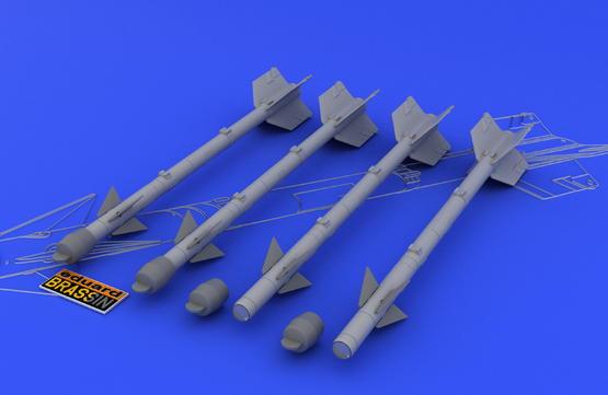 AIM-9B Sidewinder 1/48  - 1