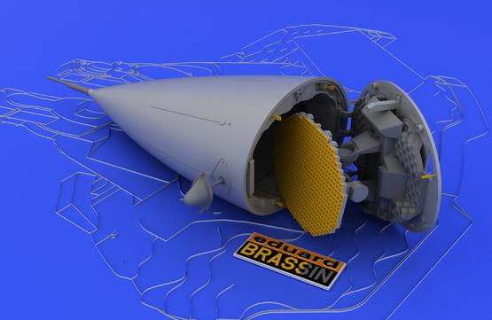 F-16 radar late 1/48  - 1