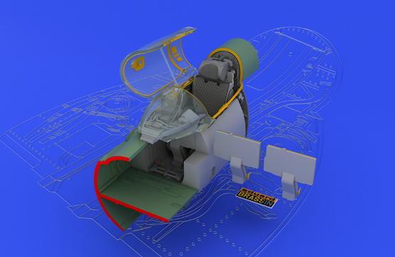 MiG-21MF interior late 1/48  - 1