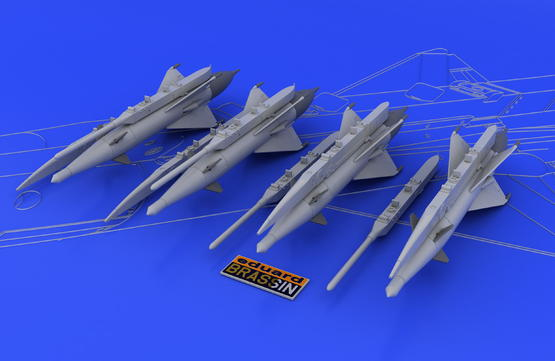 RS-2US / AA-1 Alkali 1/48  - 1