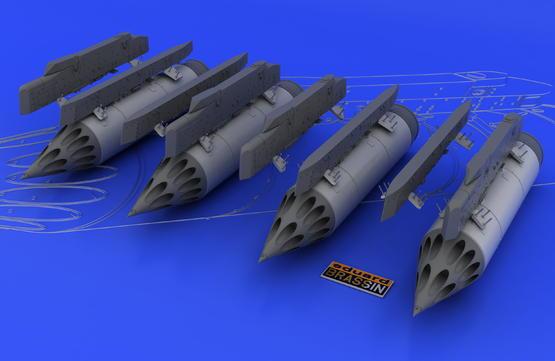 Rocket launcher B-8M1 1/48  - 1