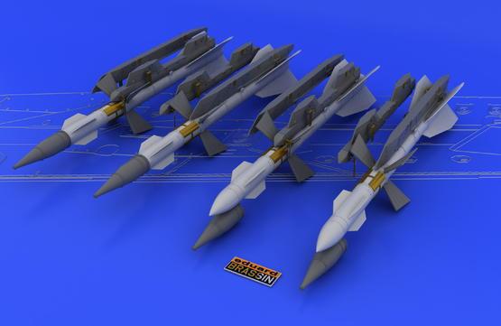 R-27R/R1 / AA-10 アラモA 1/48  - 1